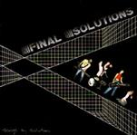 Final Solutions - Songs By Solutions cd (Goner)