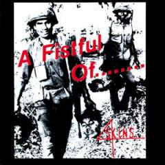 4 Skins - A Fistful of ... lp (Radiation ITALY)