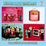 Flossie & The Unicorns - The Animal's Clubhouse lp (Rhinestone)