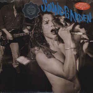 Soundgarden - Screaming Life/Fopp lp (Sub Pop)