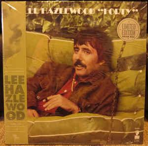 Lee Hazlewood - Forty lp COLOR WAX (LITA)