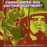 Zappa, Frank/Captain Beefheart - Providence College triple lp