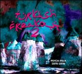 Turkish Freakout 2 lp (Bouzouki Joe Records)