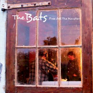 Bats - Free All The Monsters lp (Flying Nun)