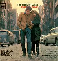 Bob Dylan - The Freewheelin' lp (Sundazed)
