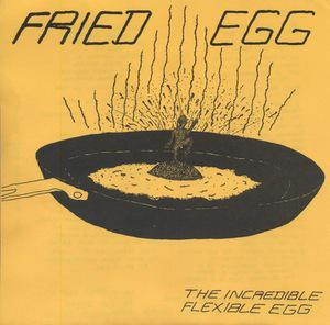 Fried Egg - Incredible Flexible Egg flexi