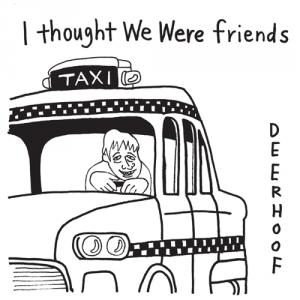 "Deerhoof - I Thought We Were Friends 7"" (Famous Class)"