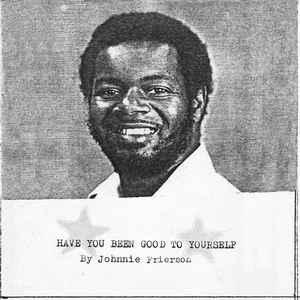 Johnnie Frierson - Have You Been Good To Yourself CD (LITA)