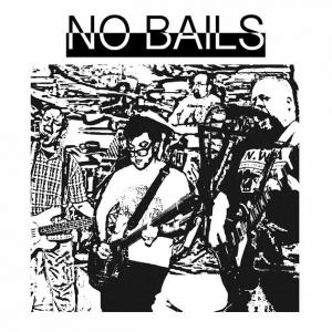 "No Bails - s/t 7"" (independent fries)"