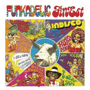 Funkadelic - Finest dbl lp (Tidal Waves)