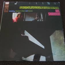 Shannon, Del - The Further Adventures of Charles Westover lp
