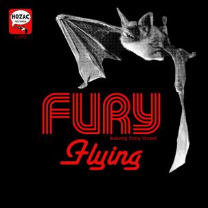 "Fury - Flying 7"" (Hozac Records)"