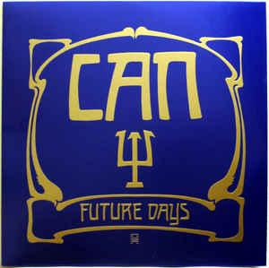 Can - Future Days lp (Mute/Spoon)