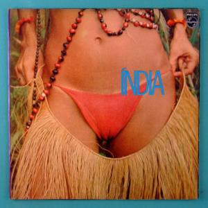 Gal Costa - India lp (Mr Bongo, UK)