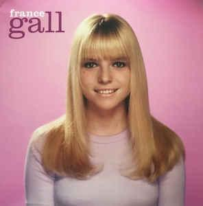 France Gall - s/t lp (Polydor)