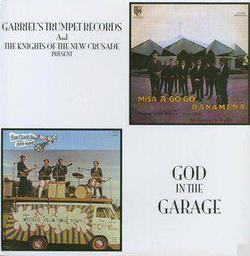 God In The Garage lp (Gabriel's Trumpet)