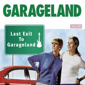 Garageland - More Exits To Garageland 2lp (Flying Nun)