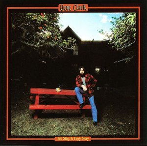 Gene Clark - Two Sides To Every Story lp (High Moon Records)