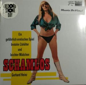 "Gerhard Heinz - Schamlos 7"" (Music On Vinyl)"