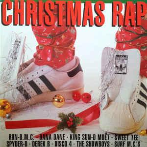 Christmas Rap lp (Get On Down/Sony)