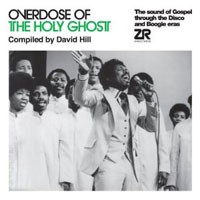 Overdose Of The Holy Ghost - Various CD (Z Records)