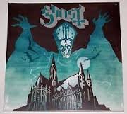 Ghost - Opus Eponymous lp (Rise Above/Metal Blade)
