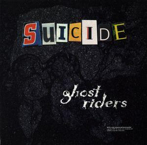 Suicide - Ghost Riders lp (Roir)