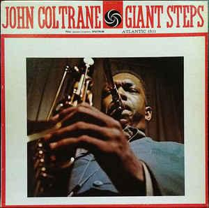 John Coltrane - Giant Steps lp (Atlantic/Rhino)