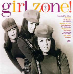 Girl Zone! lp (Ace Records)
