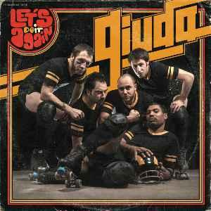 Giuda -Let's Do It Again lp (TKO)