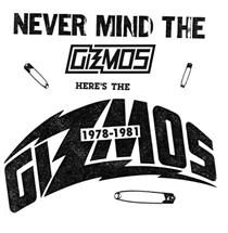 The Gizmos - Live 1978-1981 lp (Hate/Vulcher)
