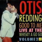 Otis Reddding - Good To Me Live @ the Whiskey 2 lp (Ace)