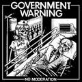 Government Warning - No Moderation lp (Grave Mistake)