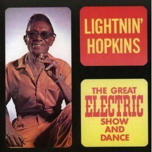 Hopkins, Lightnin' - The Great Electric Show & Dance lp (Jewel)