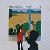 "Eno - Another Green World lp (""Polydor"")"