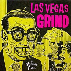 Las Vegas Grind Volume Four lp (Strip Records)