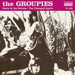 "Groupies - Down in the Bottom 7"" (Sundazed)"