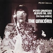 Peter Grudzien- The Unicorn + dbl lp (Subliminal Sounds, Sweden)