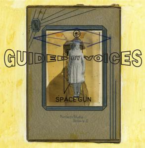 Guided By Voices - Space Gun lp (GBV)