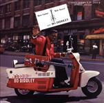 Bo Diddley - Have Guitar Will Travel lp (Checker/Scorpio)