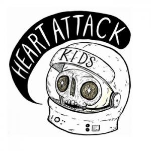 "Heart Attack Kids - s/t 7"" (It's Trash! Records)"