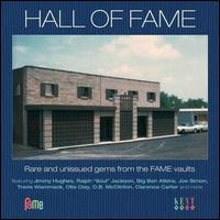 Hall of Fame - Rare & Unissued Gems cd (Kent UK)