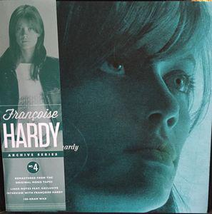 Francoise Hardy - L'Amitié lp (Future Days)
