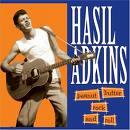 Hasil Adkins - Peanut Butter Rock and Roll lp (Norton)
