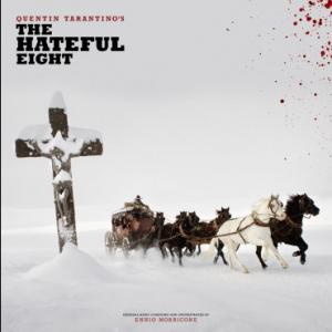 Ennio Morricone - The Hateful Eight dbl lp (Third Man)