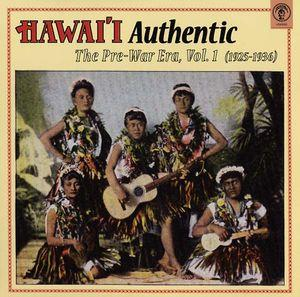 Hawai'i Authentic - Pre War Era Vol.1 lp (Asherah)