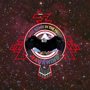 Hawkwind - Shot Down In The Night dbl lp (Vinyl Lovers)