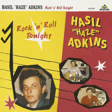 Hasil Adkins - Rock N Roll Tonight lp (Dee Jay Jamboree)