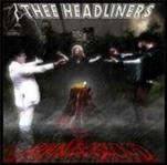 The Headliners - Rain & Blood cd (Starcleaner)