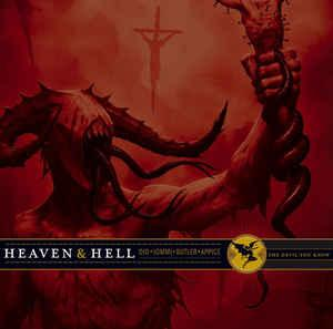 Heaven & Hell - The Devil You Know dbl lp (Rhino)